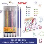 Pena Warna GPC-318 (Glitter Gel)
