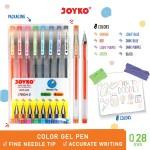 Pena Jel Warna GPC-325 (Itech 3)