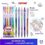 Pena Jel Warna GPC-324 (Raimbow Gel)