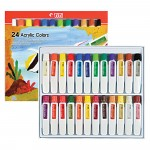 Acrylic Color AC-12ML-24 (24 Colors)