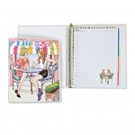 Binder Note B5 (Fancy)
