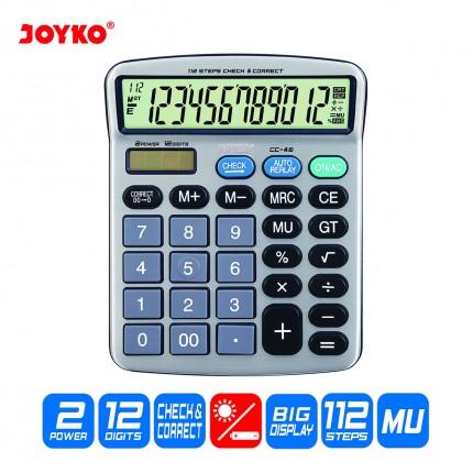 joyko Calculator Kalkulator Calculator CC-46