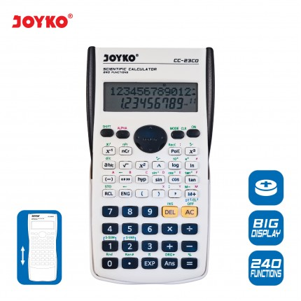 joyko Calculator Kalkulator Kalkulator CC-23CO