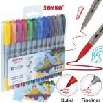 Color Brush Pen CLP-35
