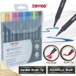 Color Brush Pen CLP-43 (Aquarelle)