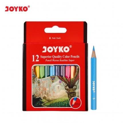 joyko Pencil Pencil Color Pencil Pensil Warna Color Pencil CP-102