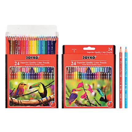 joyko Pencil Pencil Color Pencil Pensil Warna Color Pencil CP-107