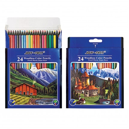 joyko Color Pencil Pensil Warna Color Pencil CP-118