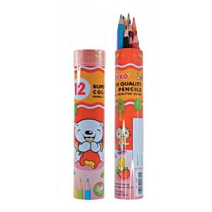 joyko Pencil Pencil Color Pencil Pensil Warna Color Pencil CP-12RT