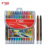 Twist Crayon TI-CP-24 Mini (24 Colors)