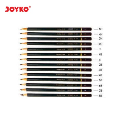 joyko Pencil Pencil Wooden Pencil Pensil Kayu Pensil Gambar P-118