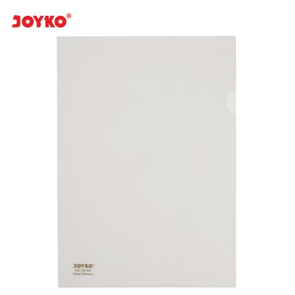 joyko File File Clear Sleeves CS-10-A4
