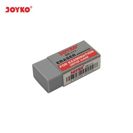 joyko Eraser Penghapus Pencil Eraser Penghapus Pensil Eraser ER-111