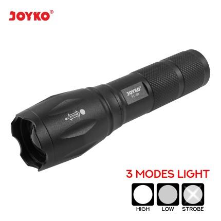 joyko LED Flashlight Senter LED Senter LED FL-88