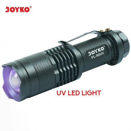 joyko LED Flashlight Senter LED Senter LED FL-90UV