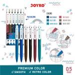 Pena Jel warna GPC-316 (Retro Gel)