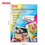 Glossy Photo Paper GSP-A4-160