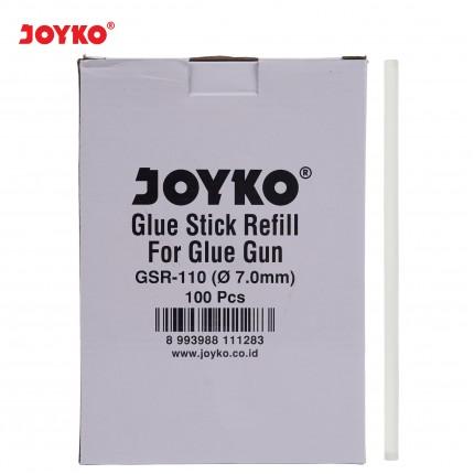 joyko Glue Lem Glue Stick Refill  Isi Ulang Lem Tembak Glue Stick Refill GSR-110
