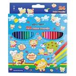 Color pencil CP-JA24PB