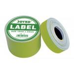 Label LB-3 (2 baris, Cah-Cah, fluorescent yellow)