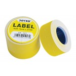 Label LB-1LY (1 baris, Yellow)