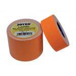 Label LB-7 (1 baris, fluorescent orange)
