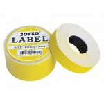 Label LB-P2CY (2 baris,Cah-Cah, Yellow)