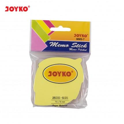 joyko Memo Stick Memo Pelekat Memo Stick MMS-7