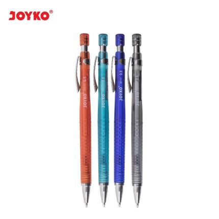 joyko Pencil Pencil Mechanical Pencil Pensil Mekanik Mechanical Pencil MP-07