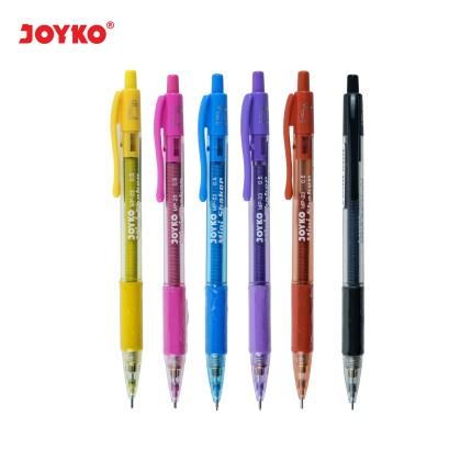 joyko Pencil Pencil Mechanical Pencil Pensil Mekanik Mechanical Pencil MP-23