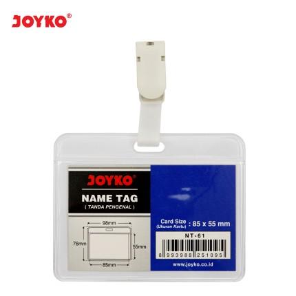 joyko Name Tag Name Tag Name Tag NT-61