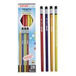 Pencil P-104 (2B) (Metallic)