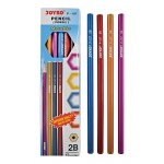 Pencil P-107 (2B) (Metallic)