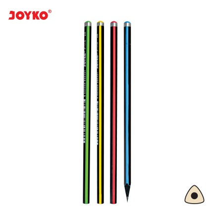 joyko Pencil Pencil Wooden Pencil Pensil Kayu Pencil P-113