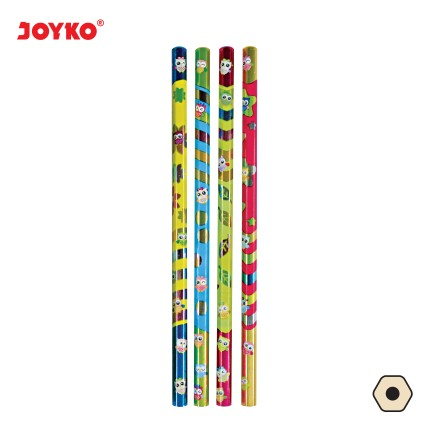 joyko Pencil Pencil Wooden Pencil Pensil Kayu Pencil P-114
