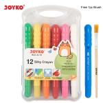 Silky  Crayon SLC-A-12 (12 Color)