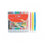 Twist Crayon TI-CP-12 Mini (12 Colors)