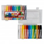 Oil-Pastel TI-P-12CH (12 Colors)