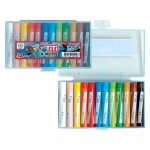 Oil-Pastel TI-P-12CR (12 Colors)