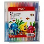 Oil-Pastel TI-P-24CH (24 Colors)