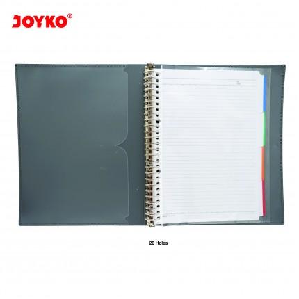 joyko Binder Note Binder Note Binder Note A5-TSPL-M508