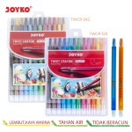 Twist Crayon TWCR-12S~24S