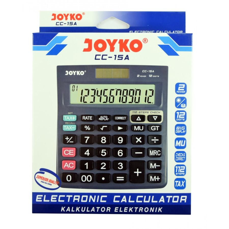 Calculator Cc 15a