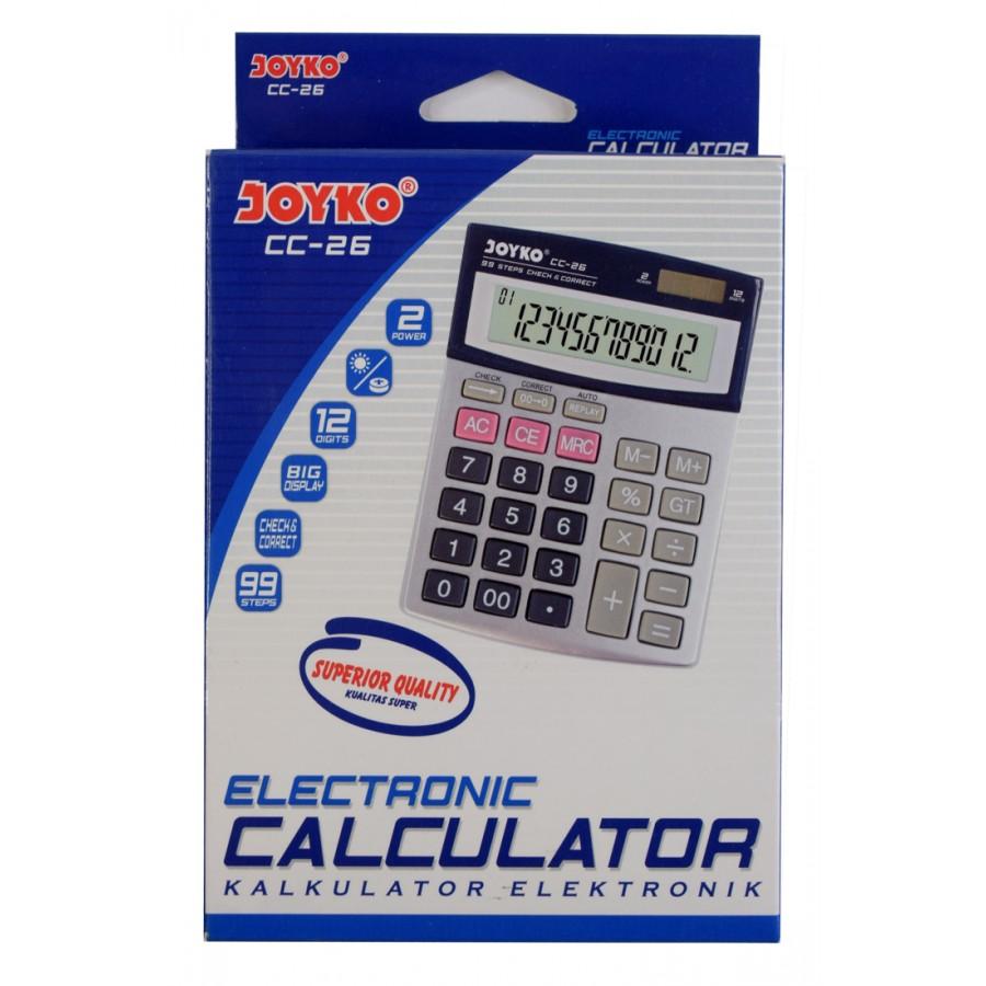 Calculator Cc 26